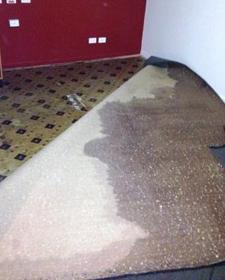 Melbourne carpet flood restoration for Bathroom flooded wet carpet